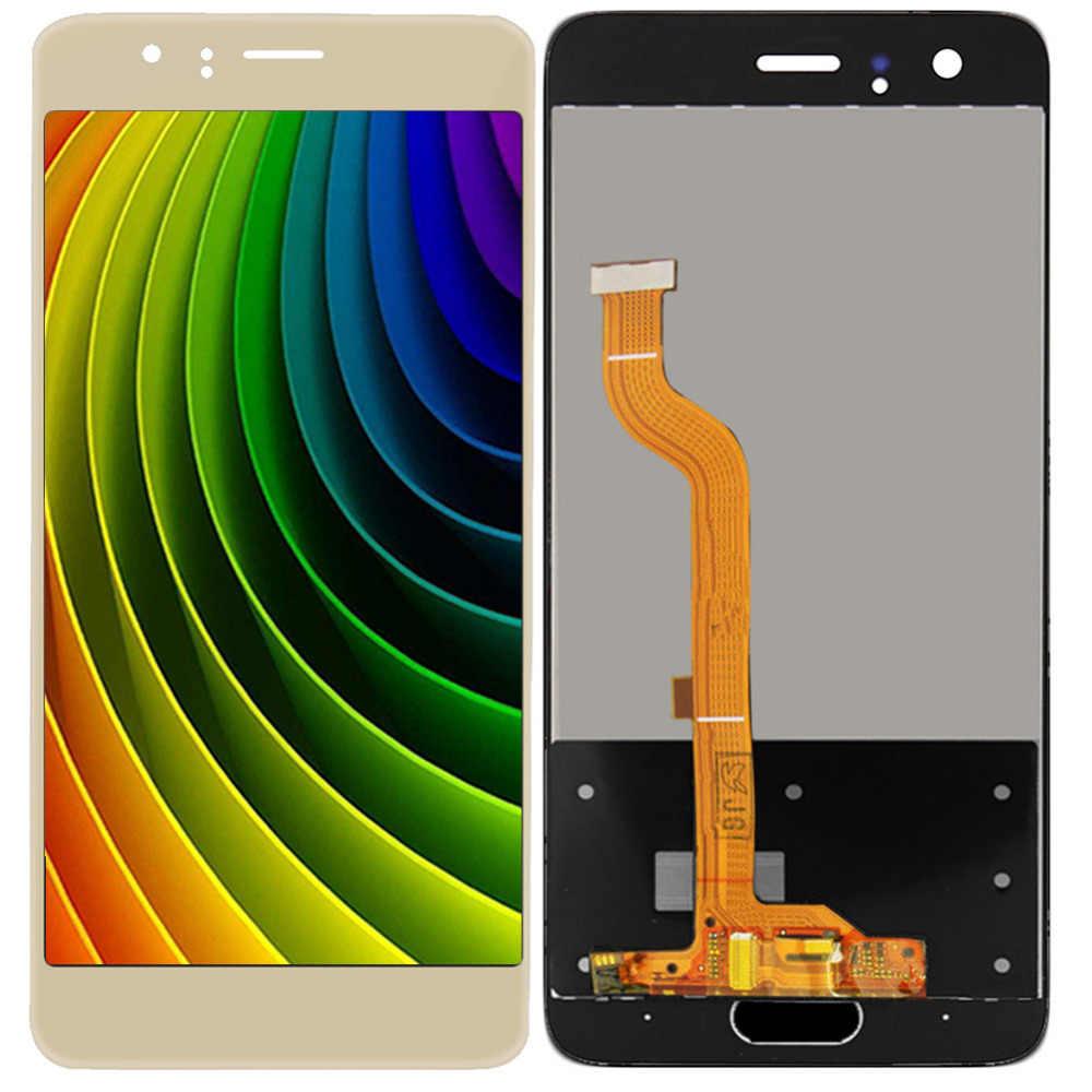 """Lcd ディスプレイ Huawei 社の名誉 8 タッチスクリーンデジタイザ液晶 5.2 """"Huawei 社の名誉 8 液晶 FRD-L19 FRD-L09 交換"""