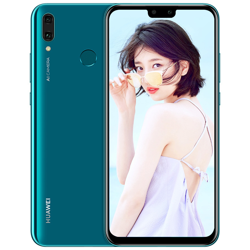 "Stock Newmodel HuaWei Y9 prime 2019 Enjoy 9 Plus 4G LTE Mobile Phone Octa Core Kirin 710 6.5"" IPS2340X1080 6G RAM 128GB ROM