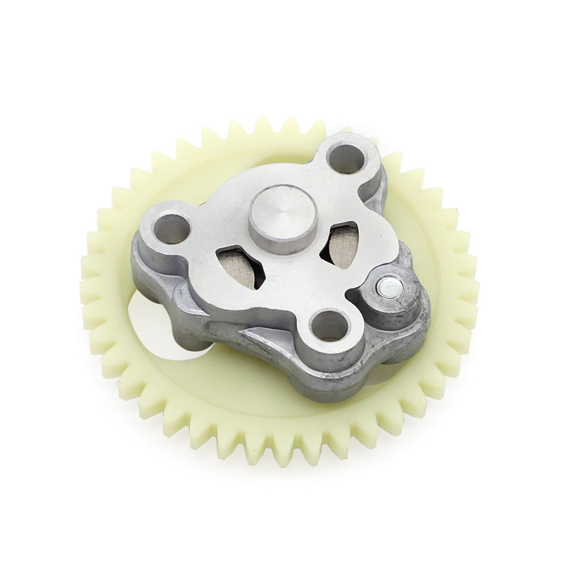 ATV Quad Injection Oil Pump Gear 1UY-13300-00-00 FIT Yamaha Warrior Big Bear Wolverine Raptor 350 MOTO-4 Terra Pro