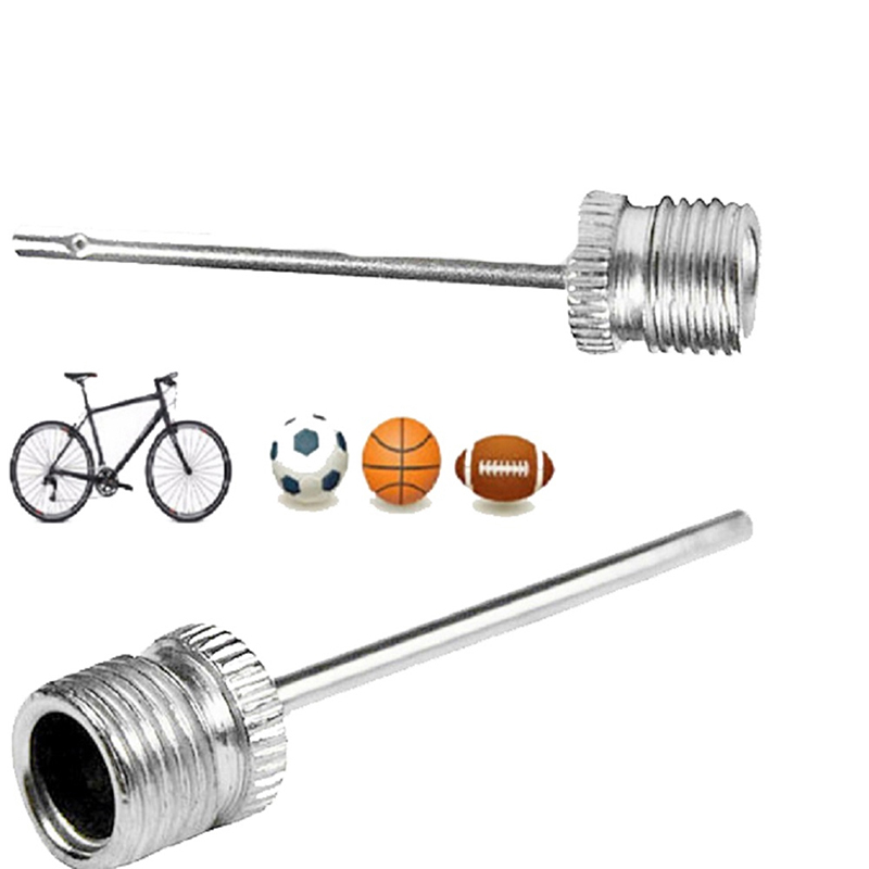 Needle Football-Basketball-Soccer Sports-Ball Inflating-Pump Pump-Pin Air-Valve-Adaptor