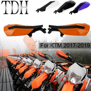 Motocross Enduro MX Handguard for 2017 2018 2020 KTM XC-W EXC-F XC XCF XCW EXC 150 250 300 350 450 500 TPI Six Days Hand Guard(China)