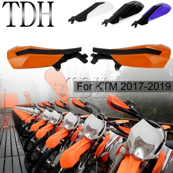 Motocross Enduro MX Handguard for 2017 2018 2020 KTM XC-W EXC-F XC XCF XCW EXC 150 250 300 350 450 500 TPI Six Days Hand Guard cnc motorcycle alloy forged parking side stand kickstand spring for ktm exc exc f xc xc f xc w exc r xcf w xcr w excf xcw