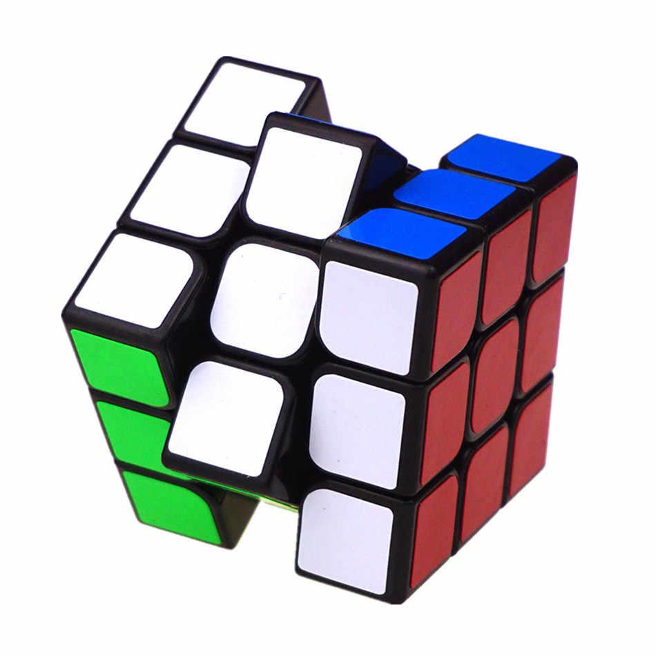 Кубик YJ для детей, профессиональный кубик скорости, 3 х3х3 , улучшенная версия, 3 слоя