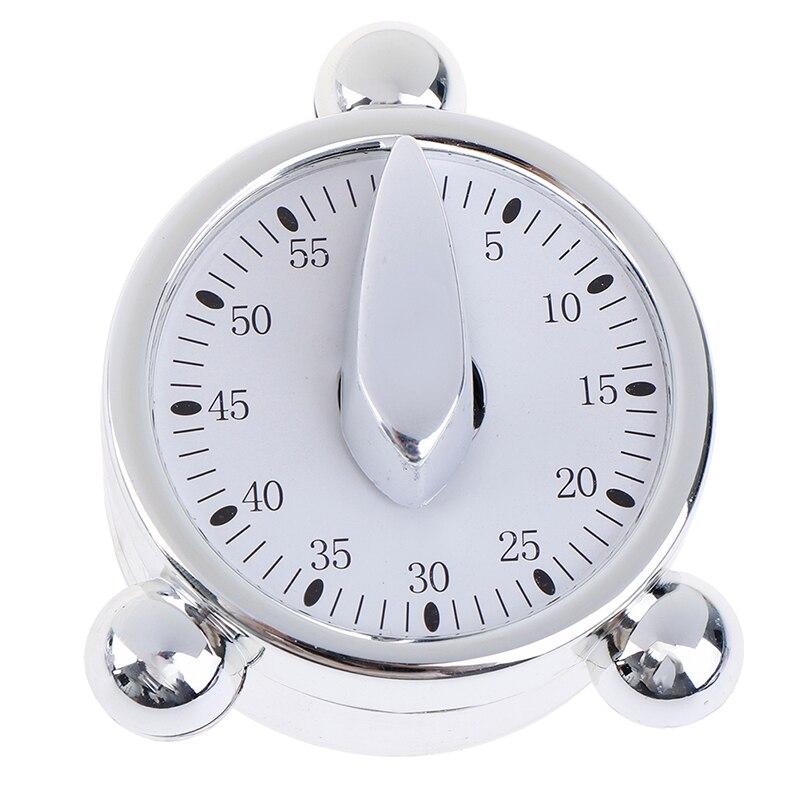 1 шт. 60 минут механические напоминания о готовке будильник для кухни таймер обратного отсчета