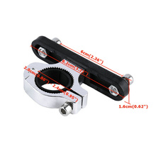 Hot Bike Bicycle Water Bottle Cage Holder Clamp Clip Cycling Handlebar Bracket Mount MVI-ing