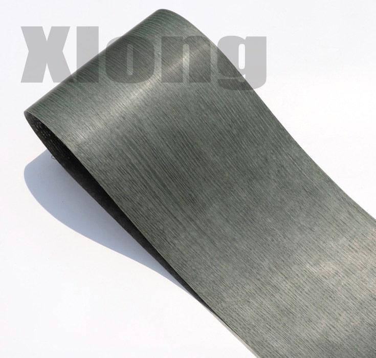 2Piece/Lot  L:2.5Meters Width:25cm Thickness:0.25mm  Dyed Oak Straight Grain Wood Veneer