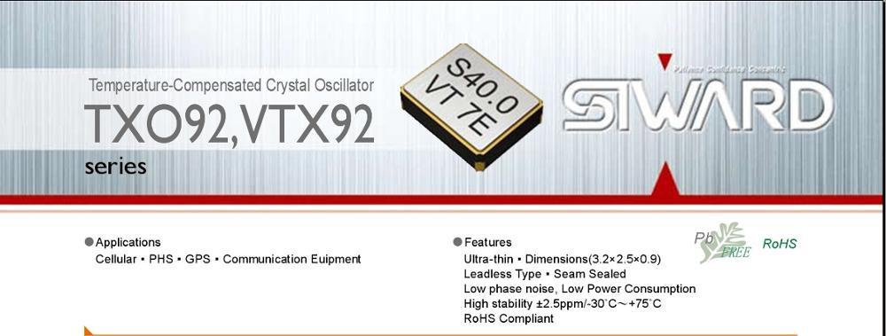 5pcs 100% New And Orginal VC-TCXO 3225 Voltage Controlled Subsidized Crystal 3225 40M 40MHZ 40.000MHZ