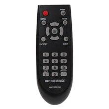 AA81 00243A 원격 제어 contorller 교체 삼성 새 서비스 메뉴 모드 tm930 tv 텔레비전
