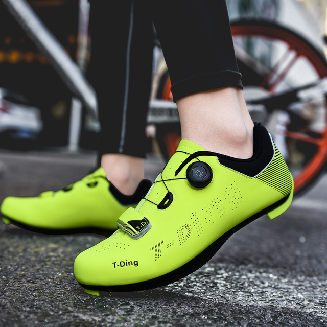2020 nova upline sapatos de ciclismo de estrada dos homens sapatos de bicicleta de estrada ultraleve tênis de auto-bloqueio profissional respirável 5