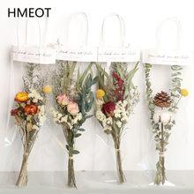 Bouquet de fleurs séchées naturellement, Rose, marguerite, tournesol, ins, pour anniversaire, noël, accessoires Photo, décoration de la maison