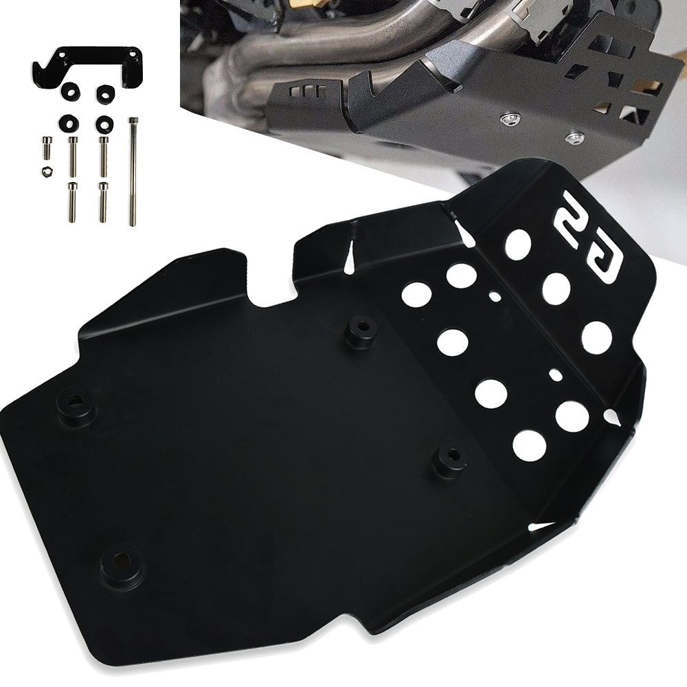 For <font><b>BMW</b></font> F650GS 2008-2013 2009 2010 2011 2012 Motorbike Accessories Skid Plate Mudguard Bash Frame Guard <font><b>F</b></font> 650 <font><b>700</b></font> 800 <font><b>GS</b></font> ADV image