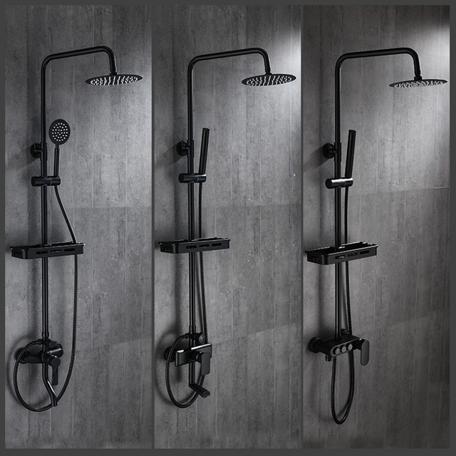 Set of shower faucets 3