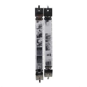 Image 3 - 2 sztuk 120 135 35mm negatyw stronę filmu klipsy ze stali nierdzewnej z prowadzą bezpośrednio do filmu do wyschnięcia na powietrzu ciemni sprzęt do przetwarzania