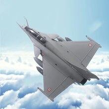 Modèle d'avion de chasse moulé sous pression, échelle 1:72, dassaut Rafale France
