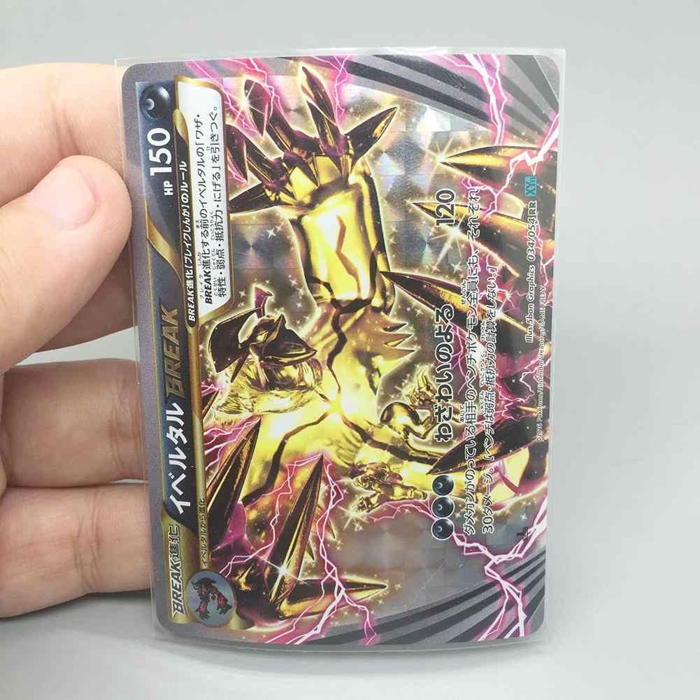 100 pièces Transparent Poker cartes couverture protecteur anti-poussière cartes jeu de société fournitures magique Poker carte protecteur étui en gros