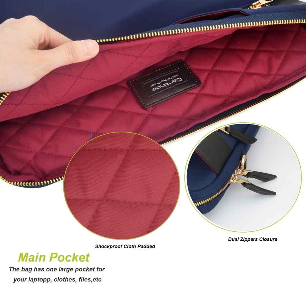 محمول شنطة لحمل macbook برو 13 حالة حقيبة لاب توب النساء يد واقية شنطة لحمل macbook الهواء 11,12 ، 13.3 بوصة دفتر حقيبة