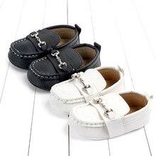 PU Soft Toddler Newborn Fashion New Peas Shoe For Boys Outdoor Crib Sho