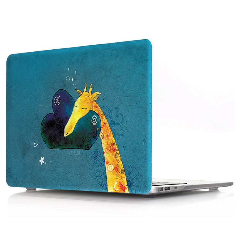 Raffiti Animal Pattern Case for MacBook 45