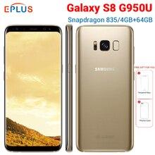 AT&T Version Samsung Galaxy S8 G950U 4GB 64GB Mobile