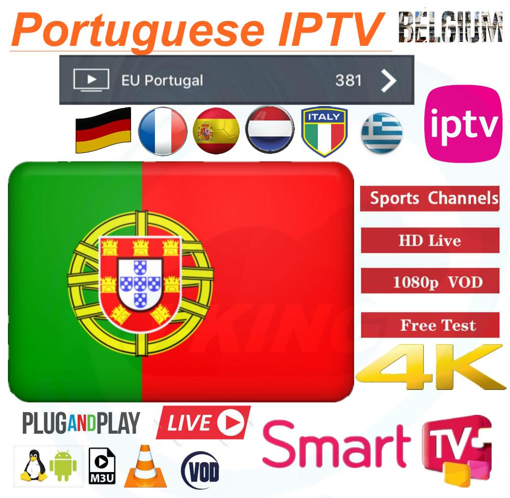 Stable Portugal IPTV Portuguese IPTV 300+ Live Subscription Germany French Spanish Belgium Xxx Mediaset Premium M3u Android Tv
