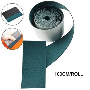 Image 5 - EHDISไวนิลไม้กวาดขอบFeltเทปPTFE Suede Scraperเปลี่ยนProtectorไม่มีรอยขีดข่วนกันน้ำหน้าต่างรถเครื่องมือ