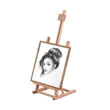 Регулируемая столешница h-рамка деревянный мольберт в сборе высококачественные товары для рукоделия для художников студентов школы