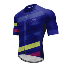 цена на High Quality Men's Cycling Jersey Quick-Dry MTB Bike Wear Road Bicycle Clothing Ropa Ciclismo Cycling Wear Summer Clothing