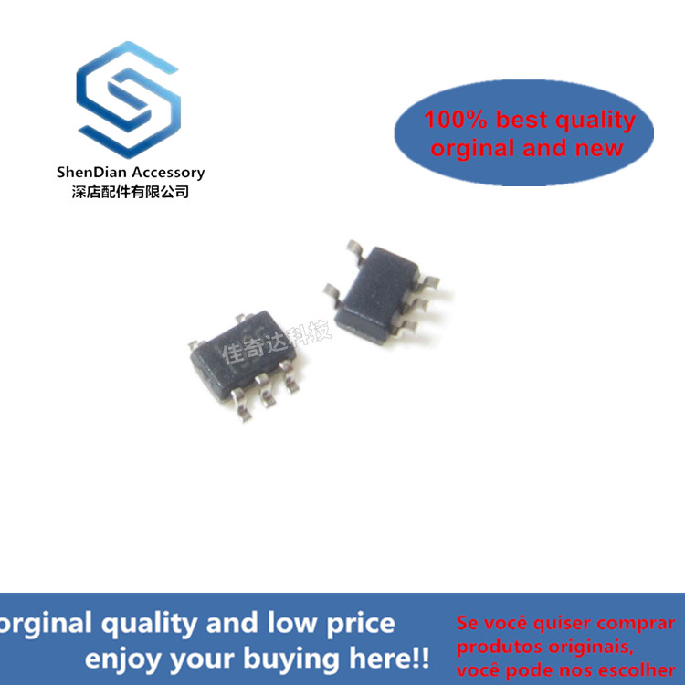 100pcs 100% Orginal New 74LVC1G08GW Logic Circuit Chip SOT-353 Silk Screen VE SC70-5 Patch In Stock