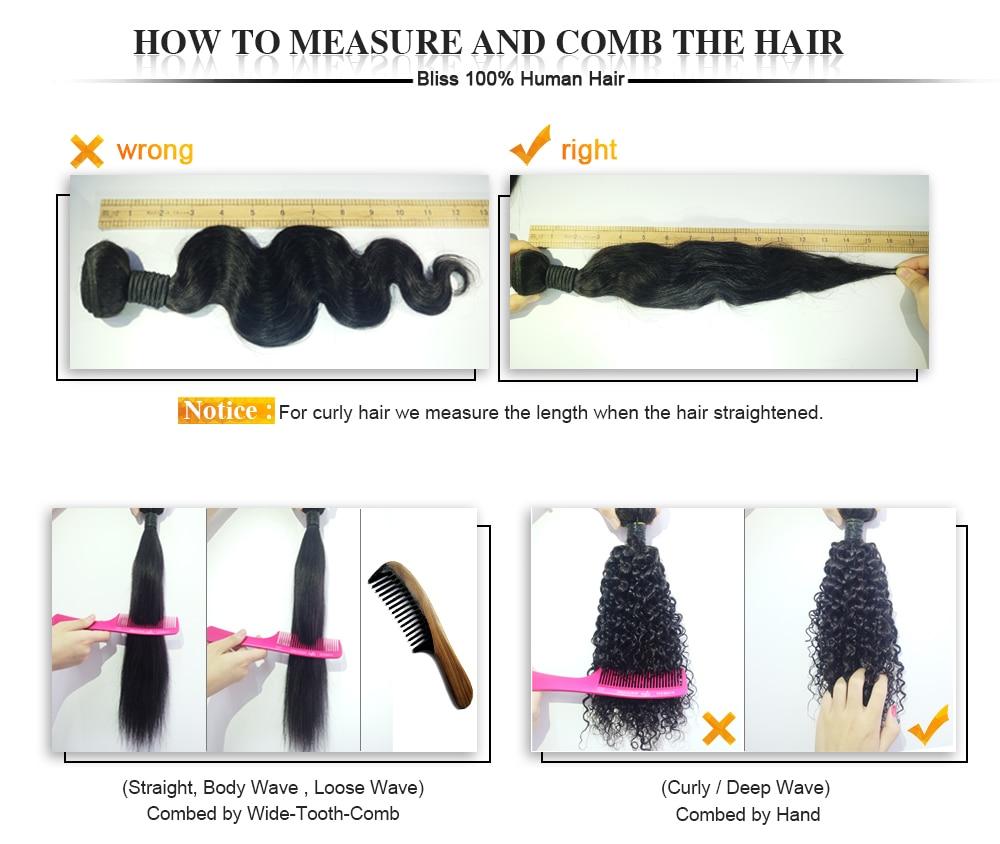 feita perucas de cabelo humano feminino natural