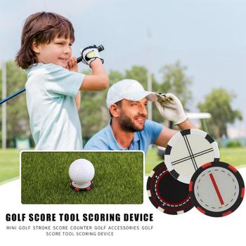 Hot Sale Alignment Line Marker Marks Golf Ball Line Marker Golf Making Shell Putt Positioning Ball Mark Alignment image