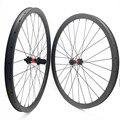 27 5 er Углеродные Диски для горных велосипедов колеса симметричные 27x25 мм бескамерные MTB колеса прямые тяги DT240S 110x15 148x12 дисковые колеса велоси...