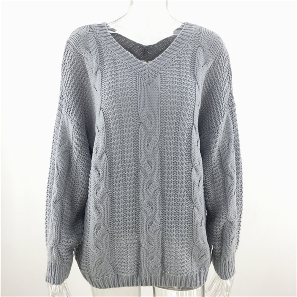 female sweater