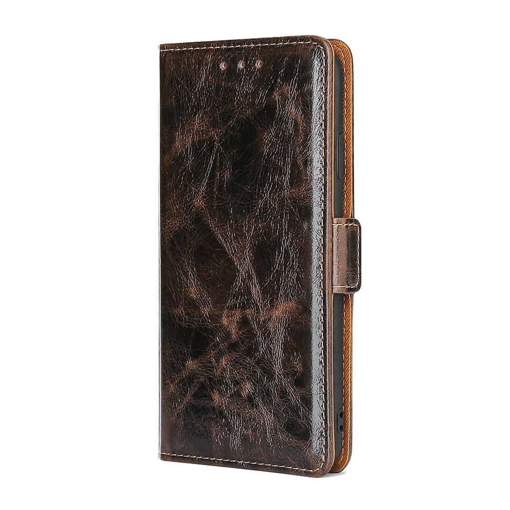 For Samsung Galaxy S20 S21 Ultra S10 Lite S9 S8 Plus S7 S6 Magnetic Leather Cover Wallet Card Luxury Style Leather Phone Case