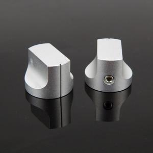 Image 5 - HIFI אודיו amp אלומיניום נפח ידית 1pcs קוטר 20mm גובה 15mm מגבר פוטנציומטר knob