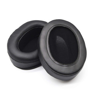 110x80мм сменные амбушюры, чехлы для подушек, подходят для sony Brainwavz HM5 для AKG для Audio-Technica Для Shure наушников