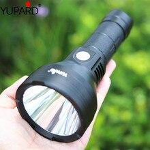 USB Перезаряжаемый светодиодный фонарик прожектор большой дальности xhp50 мощный супер яркий фонарь 2000LM Открытый Кемпинг