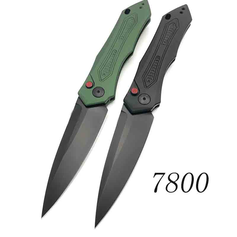 NEW Product Kershaw 7800   CPM154Cm Aviation Aluminum Outdoor Folding knife Handle EDC Self-Defense Tools