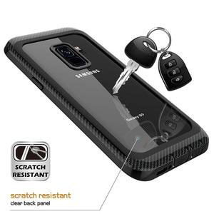 Image 3 - Противоударный чехол для Samsung Galaxy S8 S9 S10 S20 Plus S10 + A90 5G Note 9 10 20 10plus S10E, защитный чехол на весь корпус