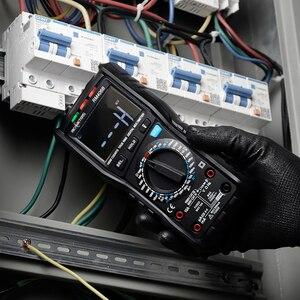 Image 5 - RM406Bเครื่องทดสอบมัลติมิเตอร์แบบดิจิตอลความจุความเร็วสูงDC DC 10000นับMultimetroดิจิตอลProfissional Anti Burnนาฬิกาปลุก