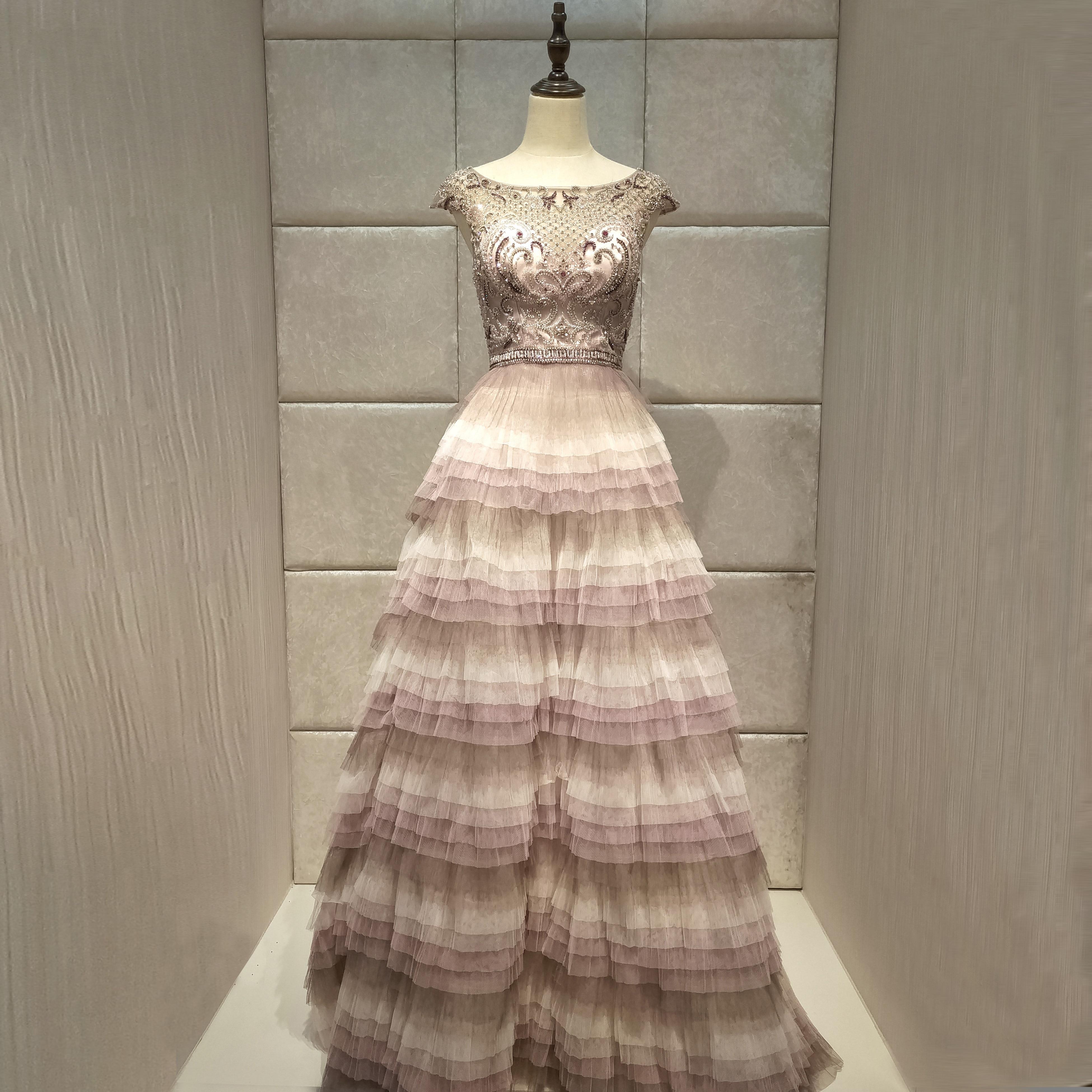 US $18.18 18% OFFlong evening dress robe de soiree formal dress  abendkleider vestidos elegantesEvening Dresses - AliExpress