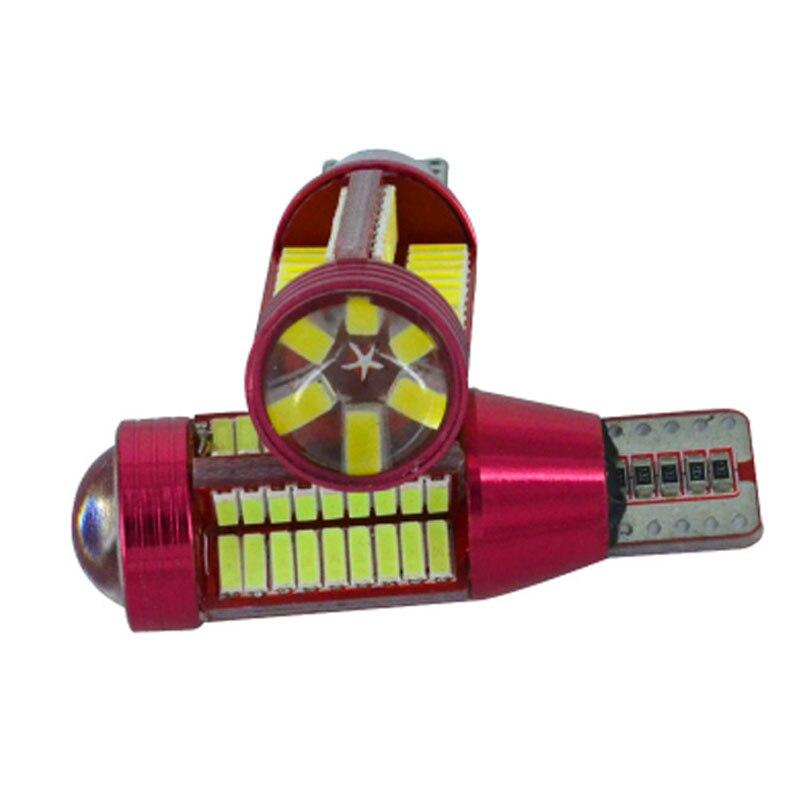 1 шт. супер яркий T15 W16W 921 912 CANBUS автомобиля светодиодный обратный светильник без ошибок авто использования парковочной лампы противотуманны...