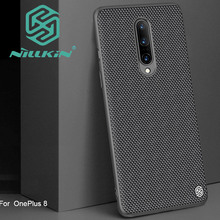 Nillkin Textured nylon Texture Pattern Case For Oneplus 8 Pro