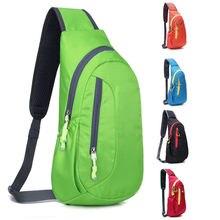 Нагрудная сумка повседневные сумки через плечо Спортивная уличная