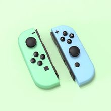 Original Black Left and Right LR Wireless Bluetooth Replacement Joycon Controller For Nintend Switch Joystic Controller