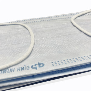 Image 5 - פה מסכת מסכות חד פעמיות פנים אבק מסנן פה נגד זיהום כותנה Windproof 5pcs מעובה 4 שכבות ללא ארוגים