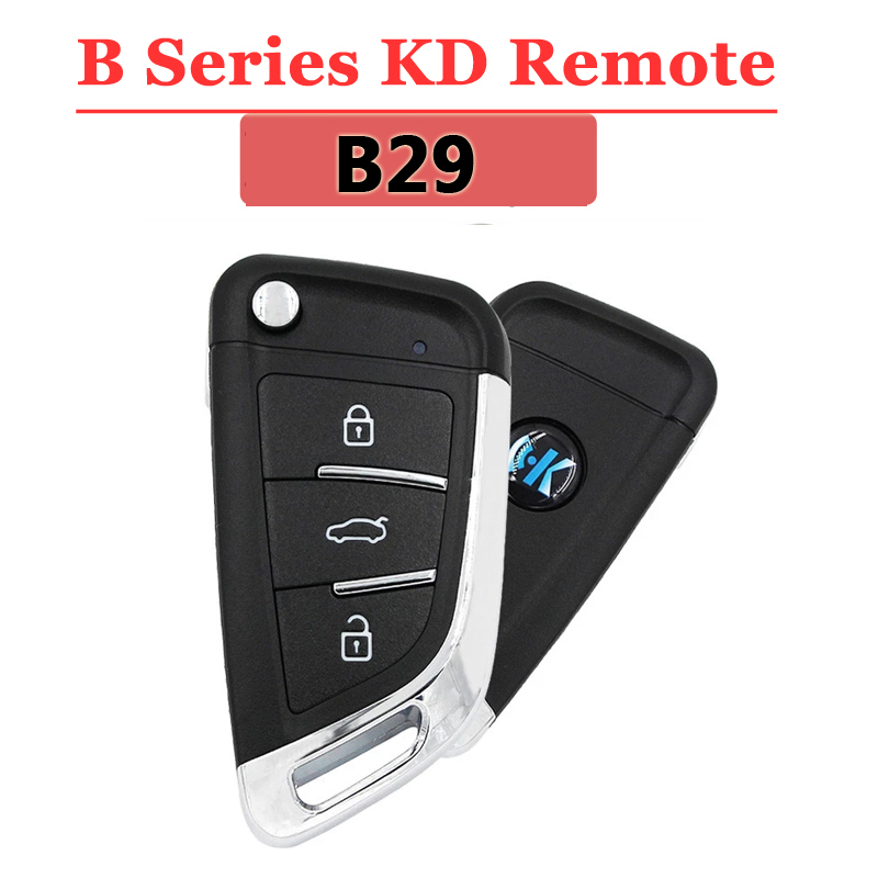 KEYDIY мульти-функциональный NB29 3 кнопки дистанционного ключа для KD900 KD900 + URG200 KD-X2 5 функций в одним нажатием кнопки