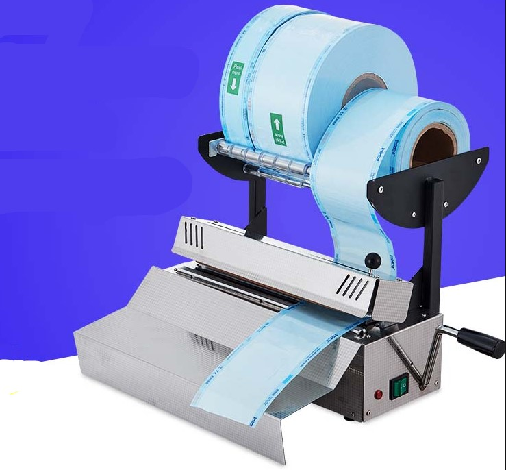 Dental Phone Sealing Machine AC 220V 500W Aseptic Bag Sealing Machine Dental Packaging Machine 1PC|Power Tool Accessories| |  - title=