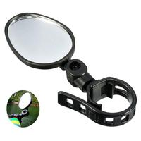1Pc regolabile Mountain Bike MTB manubrio per bicicletta specchietti retrovisori laterali occhiali specchietto retrovisore per bicicletta specchio per ciclismo