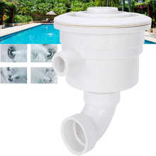 21x14.2cm Swimming Pool Rapids Massage Nozzle Sprayer Swimming Pool Spa Equipment Parts Accessories(China)