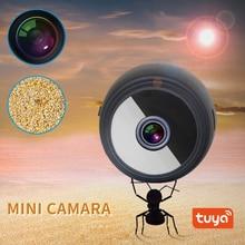 Timethinker Tuya Mini Camera Camera Wifi HD 1080P Nhìn Đêm Điều Khiển Từ Xa Ghi DV Nhà Máy An Ninh Cam Cho samsung